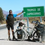 Am Tropic of Capricorn (Argentinien)